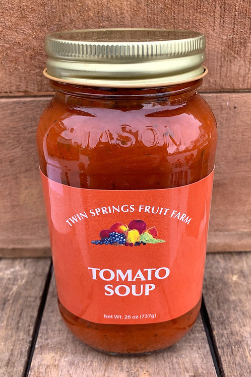 Tomato Soup (26oz)