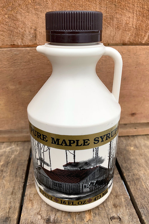 Maple Syrup (pint size)