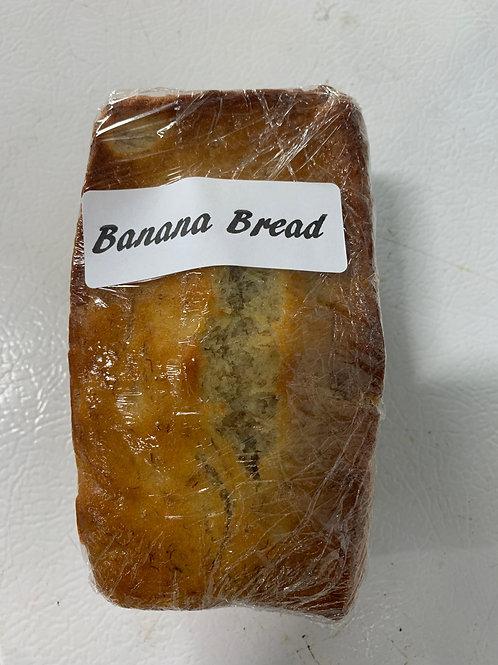 Fresh Baked Banana Bread