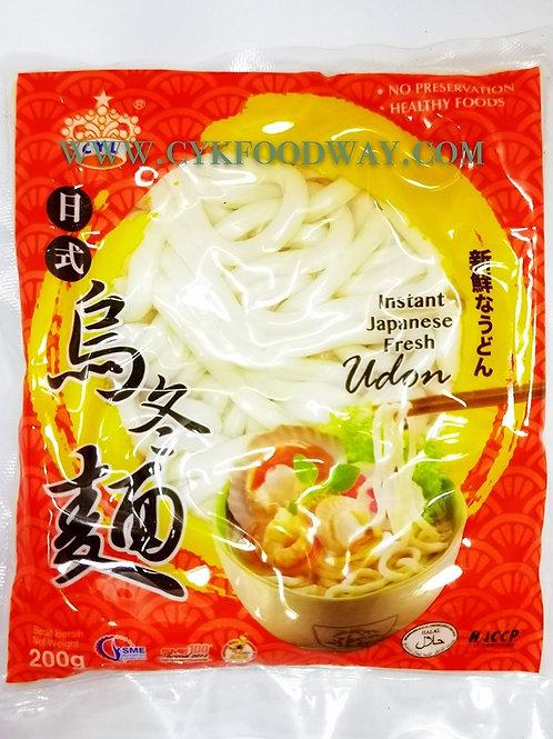 Japanese Fresh Udon Instant ( 200g )