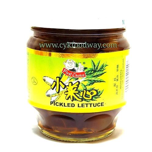 Pickled Lettuce 小菜心 ( 170g )