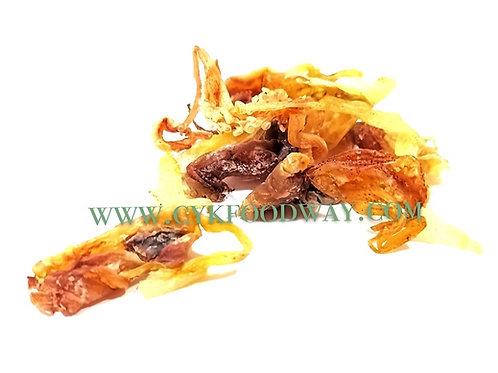 Dried Squid Head 鱿鱼头 ( 50 g )