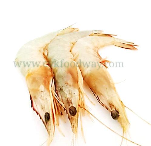 Sea Prawn With Shell 21/30 明虾带壳 海 ( 500g ± )
