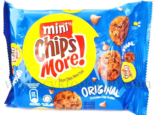 Mini Chips More Original ( 80 g )