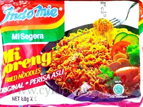 Mee Indomie Goreng Asli ( 80 g x 5 )