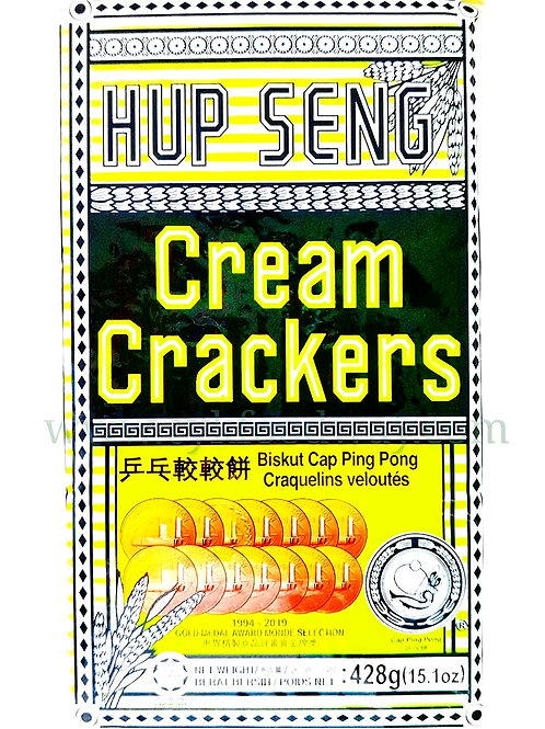 Hup Seng Cream Crackers ( 428 g )