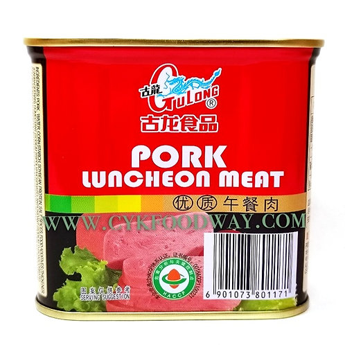 Pork Luncheon Meat - GuLong ( 340g )
