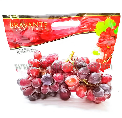 Red Seedless Grapes - USA ( 900g ± )