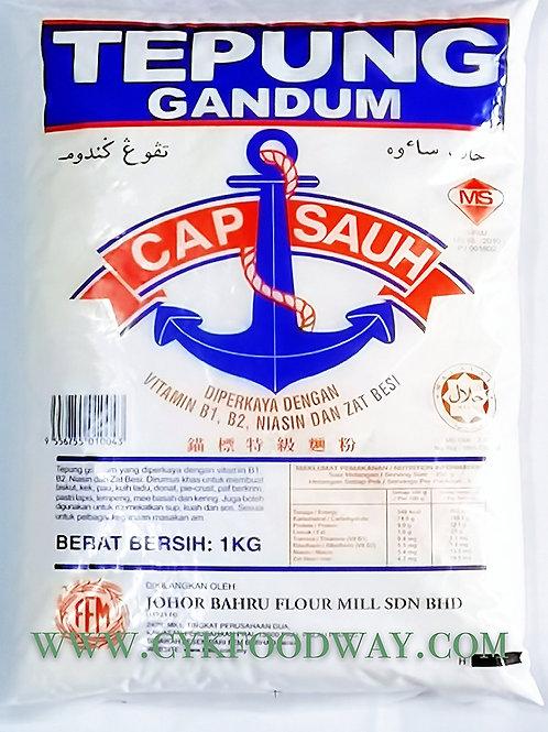 Flour Plain / Tepung Gandum ( 1kg )