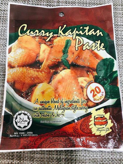 Curry Kapitan Paste