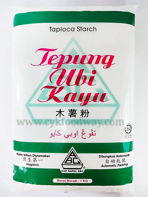 ABC Flour Tapioca Starch / Tepung Ubi ( 1kg )
