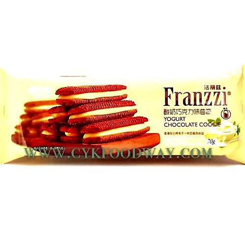 Franzzi - Yogurt Chocolate Cookie ( 70 g )