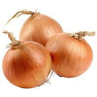 Yellow Onion NZ 白洋葱 ( 1kg ± )