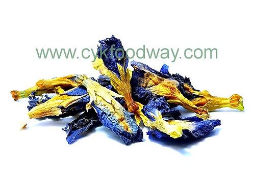 Dried Butterfly Pea Flower 蝶豆花 ( 10 g )