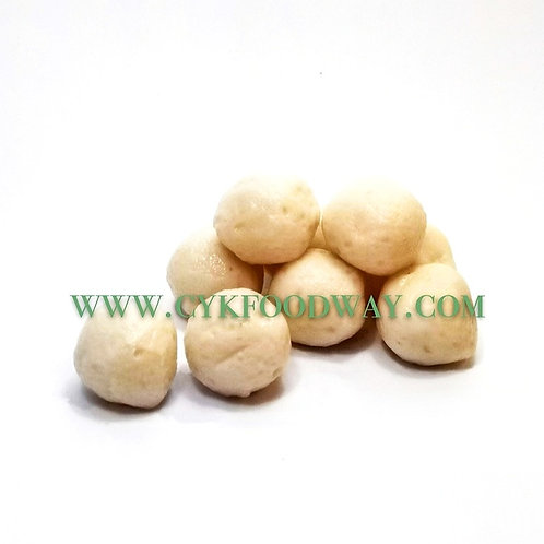 White Fish Ball ( 9 Pcs )