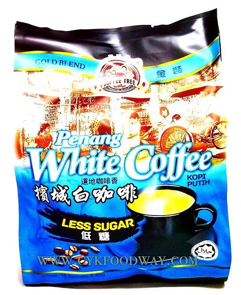 Coffee Tree Penang White Coffee Less Sugar ( 40g x 15 )