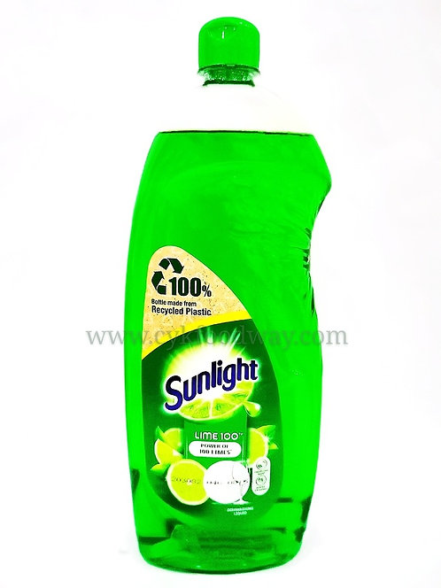 Sunlight Dishwash - Lime ( 1 liter )