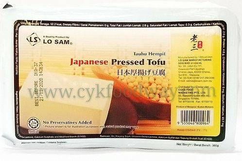 Tofu Pressed LoSam 老三厚掦豆腐 ( 360 g )