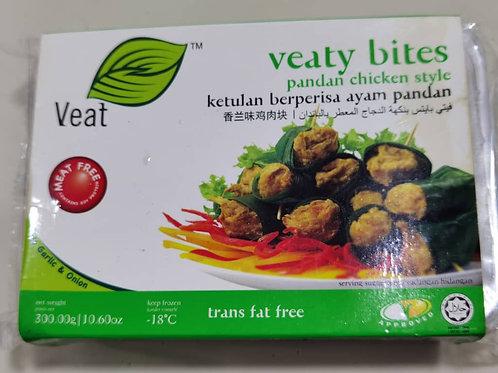 Veaty Bite Pandan Chicken Style (300g)