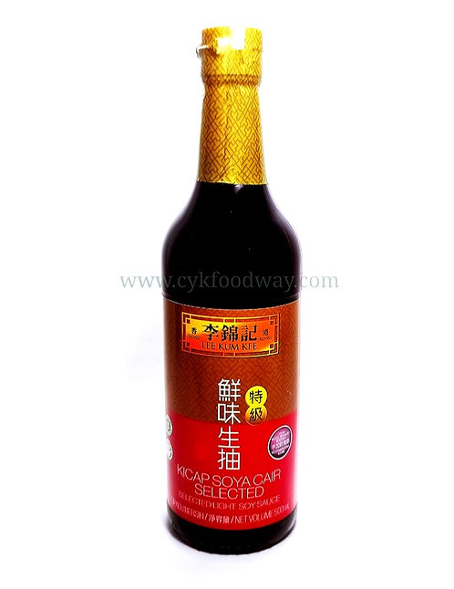 Lee Kum  Kee  Selected Light Soy Sauce ( 500 ml )