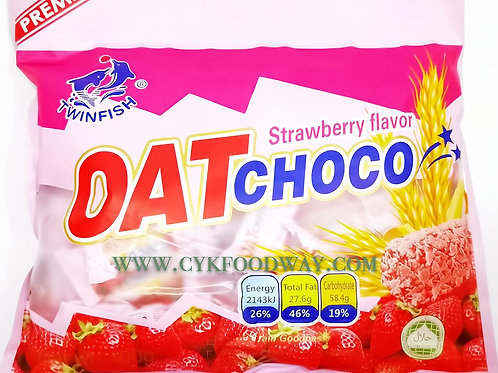 Oat Choco Strawberry Flavour ( 400 g )