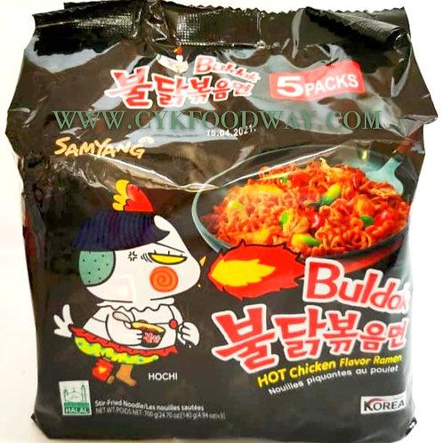 Ramen Multipack Hot Chicken Samyang ( 140g x 5 )