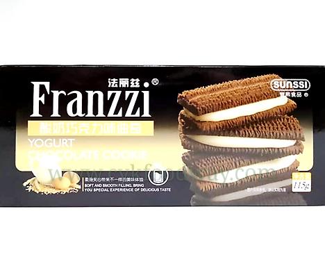 Franzzi - Yogurt Chocolate Cookie ( 115 g )