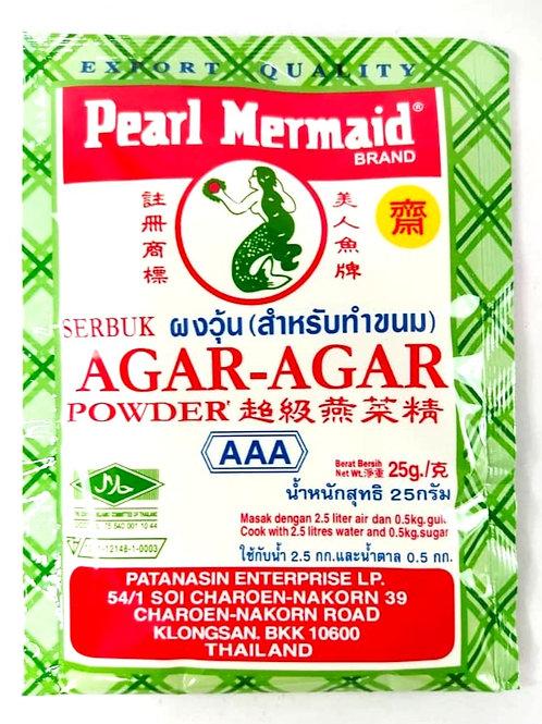 Powder Agar Agar Swallow ( 25 g )