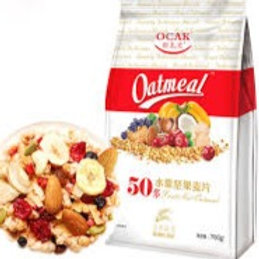 OCAK水果坚果麦片自然味 ( 750 g )