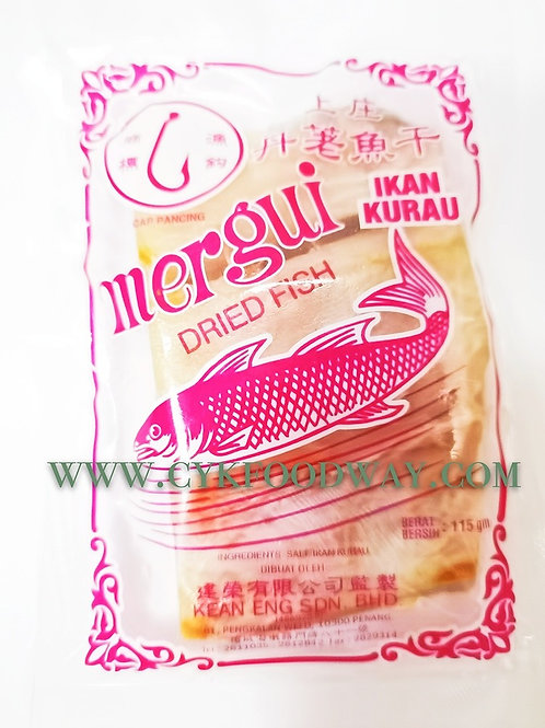 Salted Fish Kurau  丹佬咸鱼 ( 115 g )