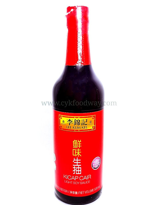 Lee Kum Kee Light Soy Sauce ( 500 ml )