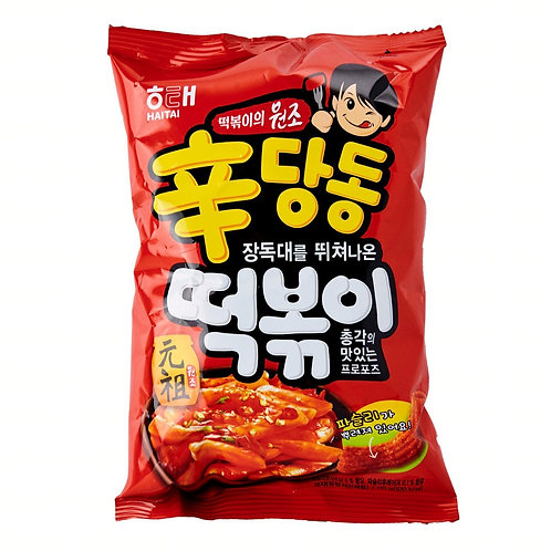 HaiTai Korean SinDangDong Spicy & Sour Topokki (110g)