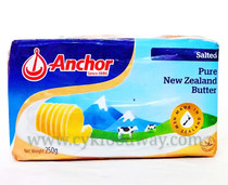 Anchor Butter Salted ( 250g )
