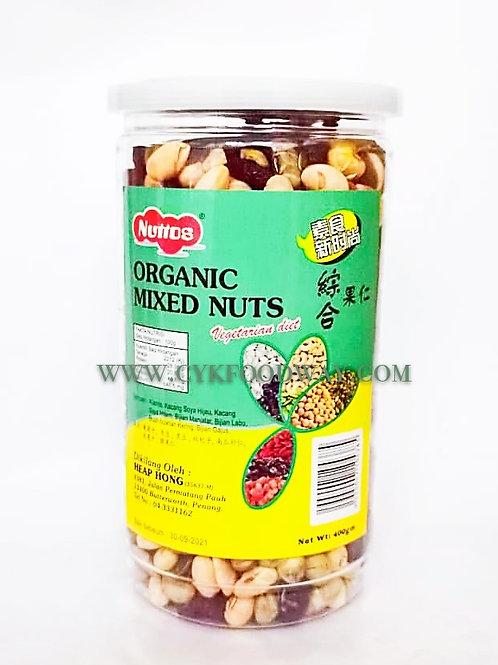 Organic Mixed Nuts ( 400g )