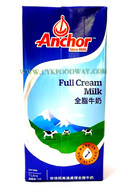 Anchor Full Cream Milk  ( 1 liter )