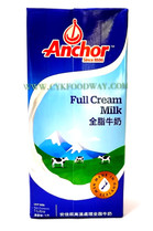 Anchor Full Cream Milk  ( 1 liter )