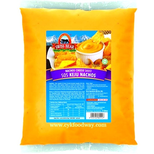 Nacho Cheese Swiss Bear ( 1kg )