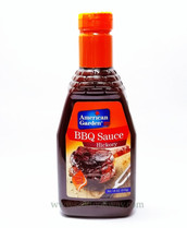 American Garden BBQ Sauce Hickory ( 510g )