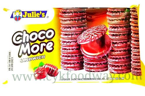 Julie Cream Biscuit Choco More ( 145 g )