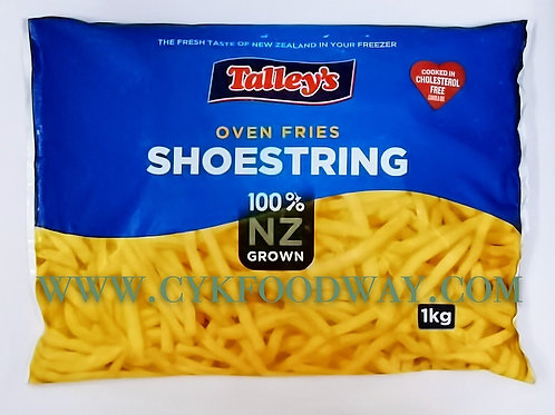 NZ Shoestring Fries ( 1kg )