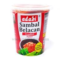Adabi Sambal Belacan - Spicy ( 180g )