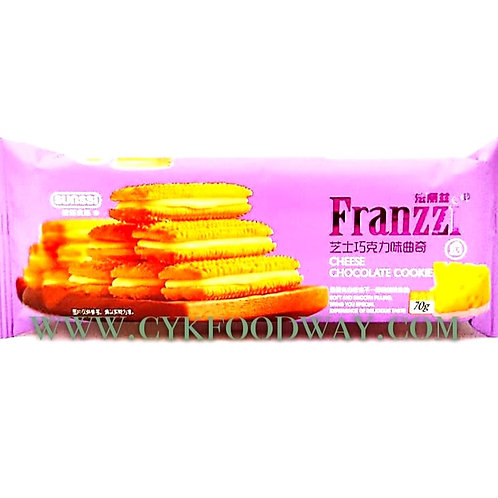 Franzzi - Cheese Chocolate Cookie ( 70 g )