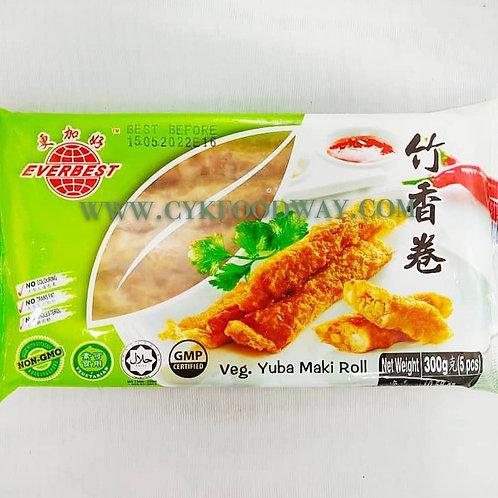 Yuba Maki Roll 竹香卷 ( 300g )