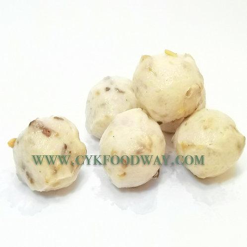 Mushroom Fish Ball ( 6pcs )