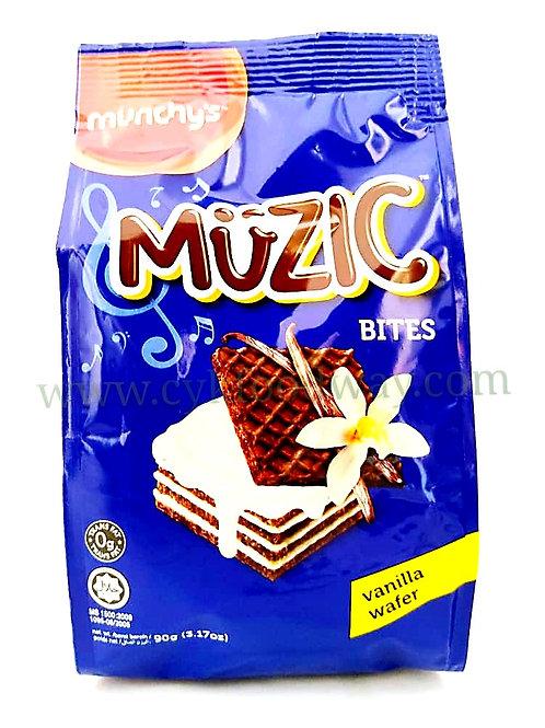 Munchy's Muzic Bites - Vanilla Wafer