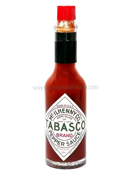 Tabasco Pepper Sauce ( 60 ml )