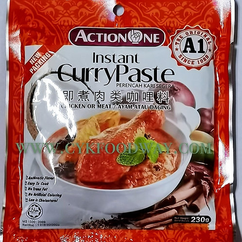 Paste A1 Instant Curry - Chicken