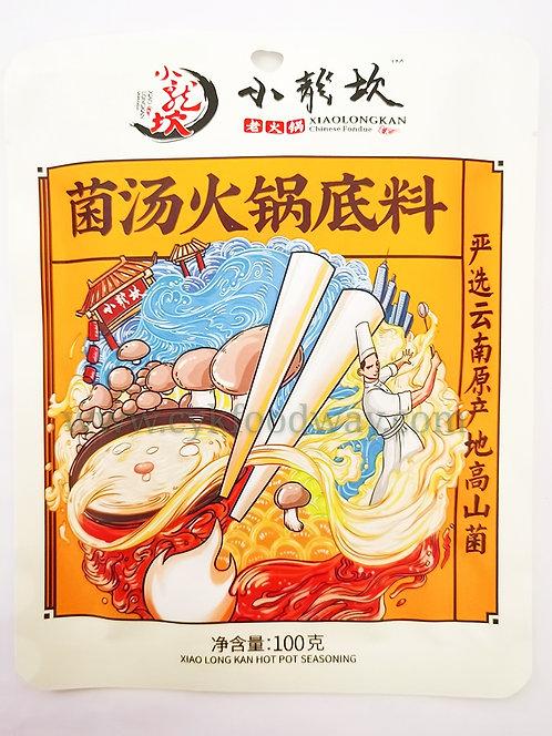 Xiao Long Kan  Mushroom Paste 小龍坎菌汤火锅底料 ( 250 g )