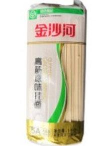 JinShaHe High Gluten Original  Noodle 金沙河高筋原味挂面 ( 100 g )