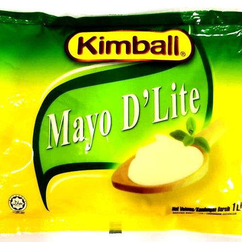 Kimball Mayo D'Lite ( 1 liter )